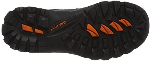 Himalayan 42 Talla Negro Botas Color Cuero Unisex De black Adultos 4121 Seguridad Negro rvSzrw