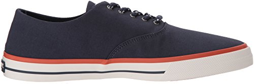 Sperry Top-sider Hombres Capitanes Cvo Nautical Sneaker Navy