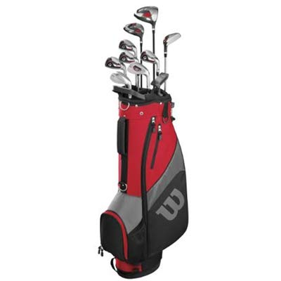 Wilson Golf Profile SGI Men's Complete Golf Set with Bag by Wilson