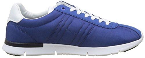 Hilfiger 408 Sneaker Lightweight Ginnastica Tommy Blue Blu Scarpe Retro Basse da Uomo Monaco BSqnnwdx1