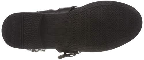 black S10263 Para 00 01 Pu Botines Negro Gm Mujer Dapple Buffalo 8CpqSR