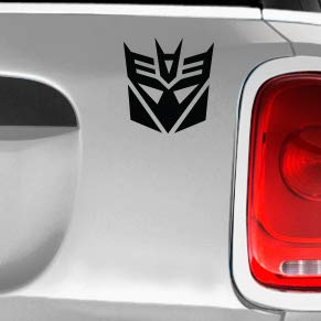 (SCI-FI/Comics/Games Decals Transformers Decepticon Automotive Decal/Bumper Sticker )