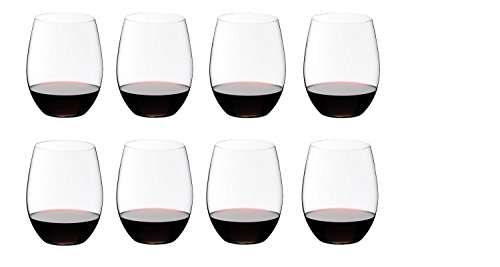Riedel O Wine Tumbler Cabernet, Pay for 6 get 8 by Riedel (Image #1)