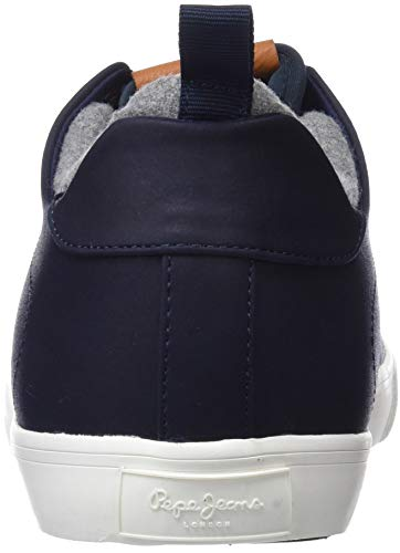 595 Jeans Navy Marton Basic Pepe Baskets Bleu Homme aS0xwqF