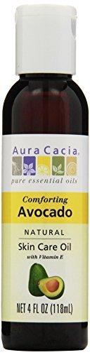 Aura Avocado Cacia (Aura Cacia Avocado, Skin Care Oil, 4 fl oz bottle)