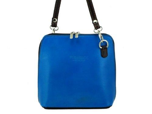 scarlet bijoux - Bolso cruzados para mujer azul - azul