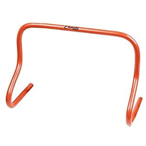 Champion Sports Speed Hurdle, Orange, Size 12""
