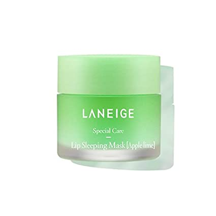Laneige, labios dormir máscara Apple Color verde 20 ml