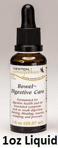 Newton Labs Homeopathics Remedy Bowel-Digestive Care 1oz Liquid