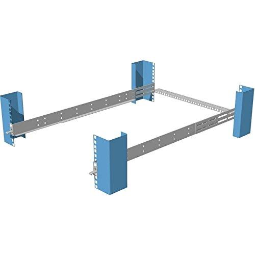 Innovation First Rackmount - Innovation First 1UBRK-IBM-3550-4POST RACK MOUNT FIXED RAILS 4POST FOR IBM X3