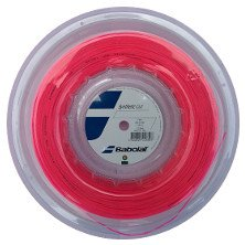 Babolat Synthetic Gut 16g Reel, Pink