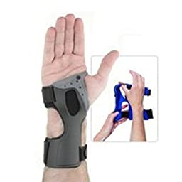 Exoform Carpal Tunnel Wrist Brace - Left - Medium