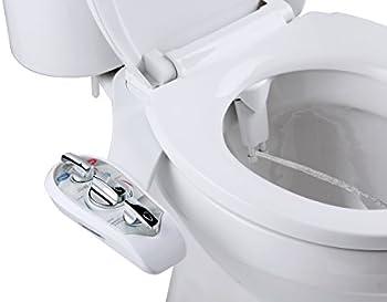 Superior Bidet Supreme Warm Water Dual Nozzle Bidet Attachment