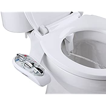 Clean Ass Bidet Sleek Modern Non Electric Toilet