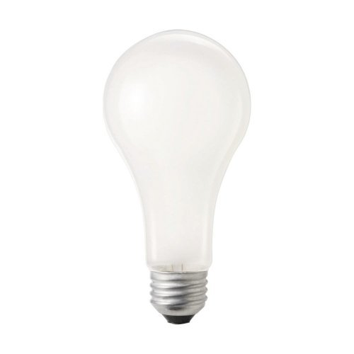 (Philips 50-250W 120V A21 Soft White Long Life 3 Way E26 Base)