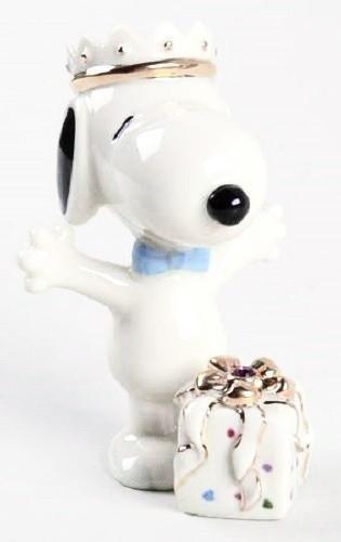 Lenox Snoopy Birthday Surprise (Peanuts Gang Names)