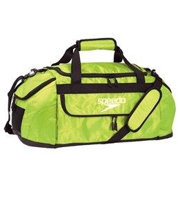 Speedo Performance Medium Duffle, Neon Lime -