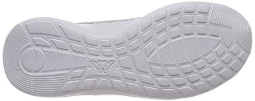 Oc Baskets l´grey Kappa Adulte white 1410 Mixte Cellus Grau a1x1qEw5