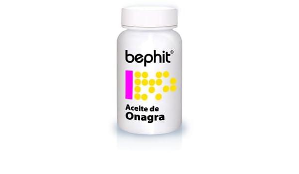 ONAGRA + VITAMINA E BEPHIT - 450 perlas 660 mg: Amazon.es: Salud y cuidado personal