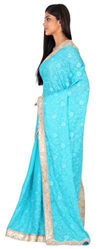 Fashion Blouse Silk Saree Piace Sf sp126563 With Simaaya Art FqR77