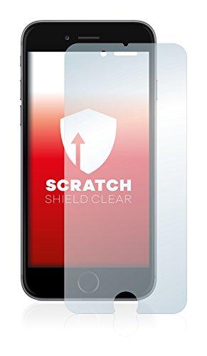 upscreen Scratch Shield Pellicola Protettiva Apple iPhone 6 Protezione Schermo – Trasparente, Anti-Impronte