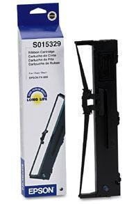 - NEW OEM Epson S015329 Black Fabric Printer Ribbon Cartridge, Epson FX 890 Series