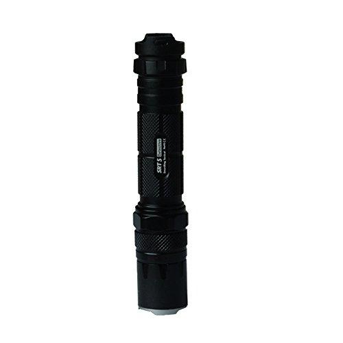 NiteCore Taschenlampe LED - Smartring Tactical Serie, NC-SRT5B 750 Lumen