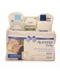Aveeno Baby Essential Daily Care for Baby & Mommy Gift Set BOBEBE Online Baby Store From New York to Miami and Los Angeles