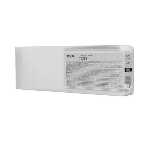 Epson UltraChrome HDR Ink Cartridge - 700ml Light Light B...