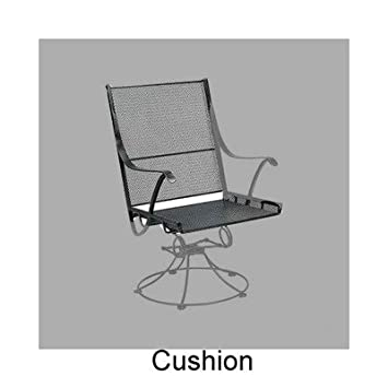 Stupendous Amazon Com Woodard 1Kw001 Alexa Dining Arm Chair Swivel Theyellowbook Wood Chair Design Ideas Theyellowbookinfo
