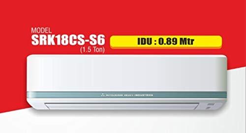 Mitsubishi Heavy Duty SRK18CS Split 1 Star 1.5 Ton Air Conditioner