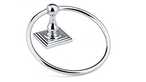 (Richelieu Hardware - 14643 - Towel Ring - Bentley Collection - Chrome  Finish)