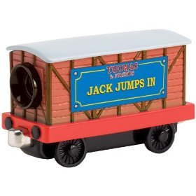 Jack Jumps In Movie Car by Take Along Thomas the Tank Engine Thomas The Tank Engine Jack