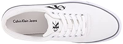 Ck Jeans Men's Oscar Canvas Fashion Sneaker