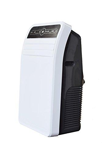 Global Air Ypf1 12C 12000 Btu Portable Air Conditioner  Medium  White