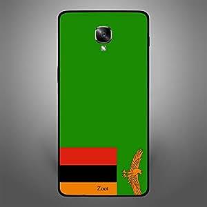OnePlus 3T Zambia Flag