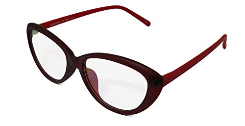 236b9c626bd Justkartit Stylish Cat Eye Women Spectacle Frame with Dummy Glasses For  School Girls High Quality Finishing - Buy Online in Oman.