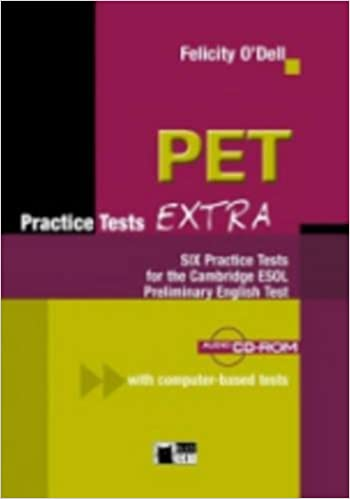 Pet Practice Tests Extra+2cdrom (Examinations): Collective