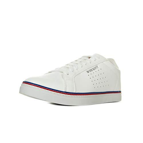 White Sportif Coq Courtace Sneaker Le Optical Donna Blanc Sport 5XwBdZqz