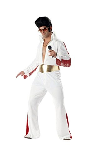Rock N' Roll Star Adult Costume - X-Large
