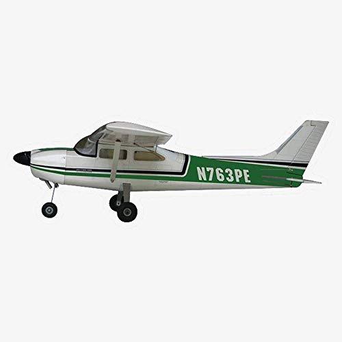 - VMAR Cessna 182 Skylane 63.5 Wingspan (ARF) Plane Kit-Green - Using The Materials and Components
