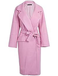Amazon.com: Pinks - Wool & Blends / Wool & Pea Coats: Clothing ...