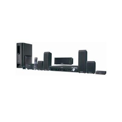 Panasonic SC-PT750 Deluxe 5 DVD Home Theater System (Discontinued by Manufacturer)