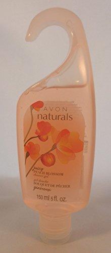 (Avon Naturals Shower Gel (Juicy Peach Blossom))