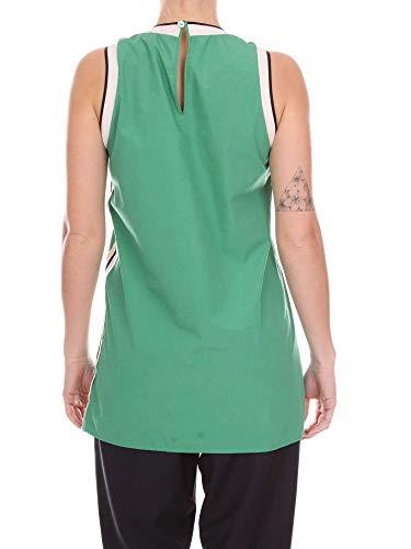 Mujer Top 108539p8214 Verde Beige Alysi Y SPfwF