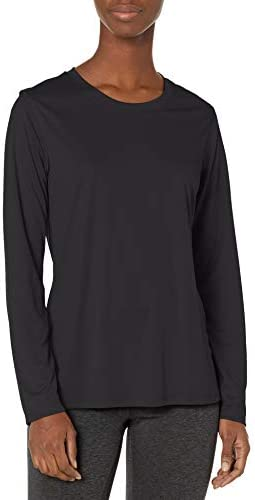 Hanes Sport Women's Cool DRI Performance Long Sleeve Tee