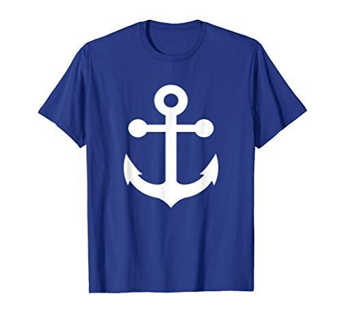 Summer Camp T-shirt Anchor Blue Team ()