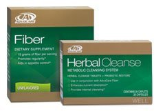 Advocare Herbal Cleanse System Kit Unflavored
