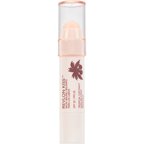 Salve Lip Balm (Revlon Kiss Lip Balm, Tropical Coconut)