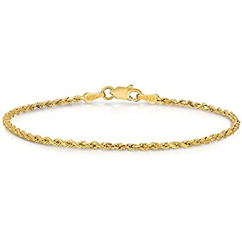singapore pin gold anklet spring white yellow ring mm clasp solid or chain